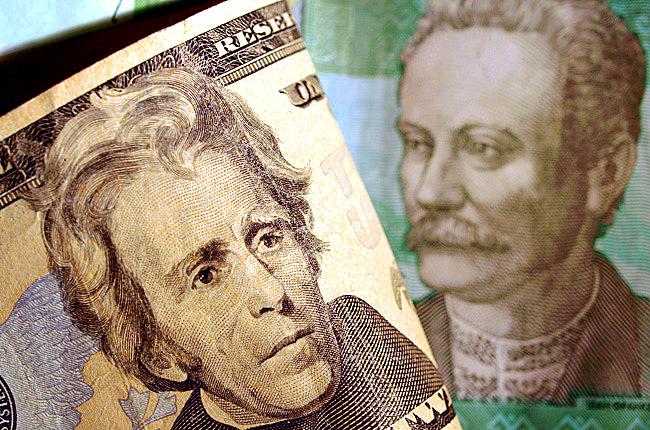 38594 Доллар на Межбанке подобрался к 30 гривнам