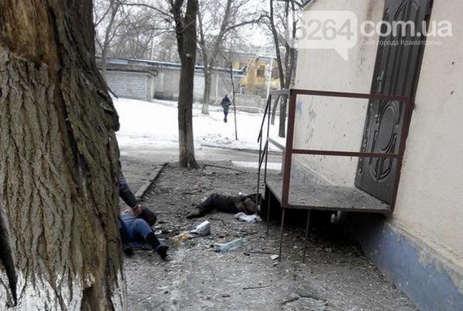 """3a3875cb8433942d26263d14bd683733 Российские террористы из """"Торнадо"""" обстреляли Краматорск (фото,видео)"""