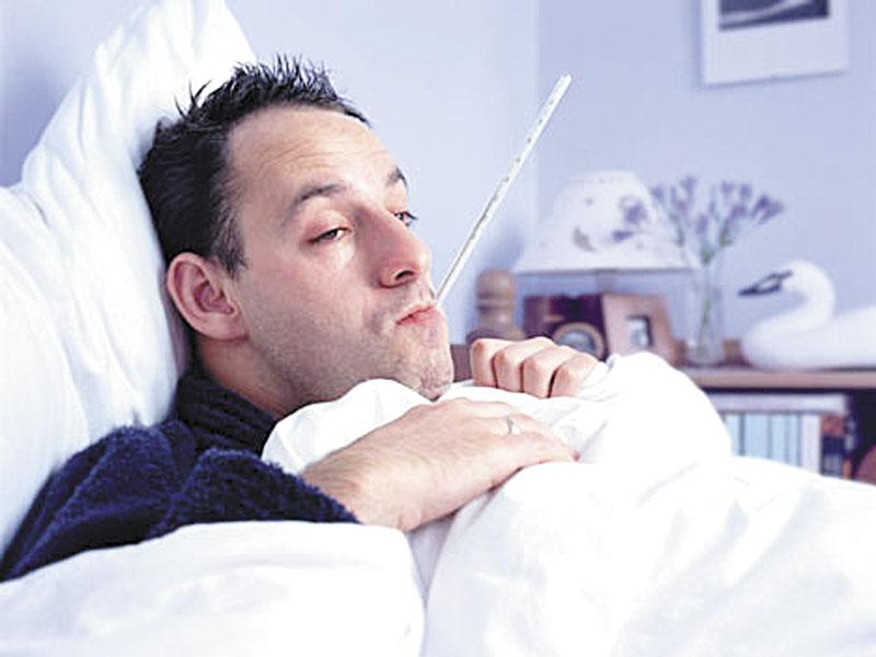 В Бессарабии  продолжает расти заболеваемость ОРВИ и гриппом
