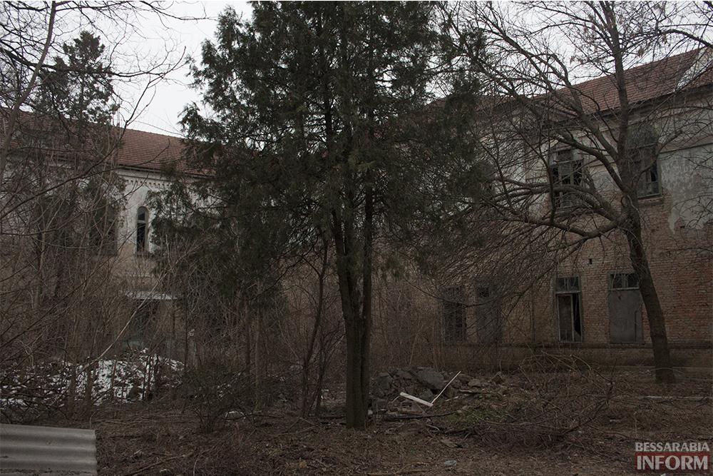 41 Экскурсия в прошлое - здание Укртелекома (фото)