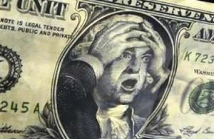 Курск доллара не перестает расти