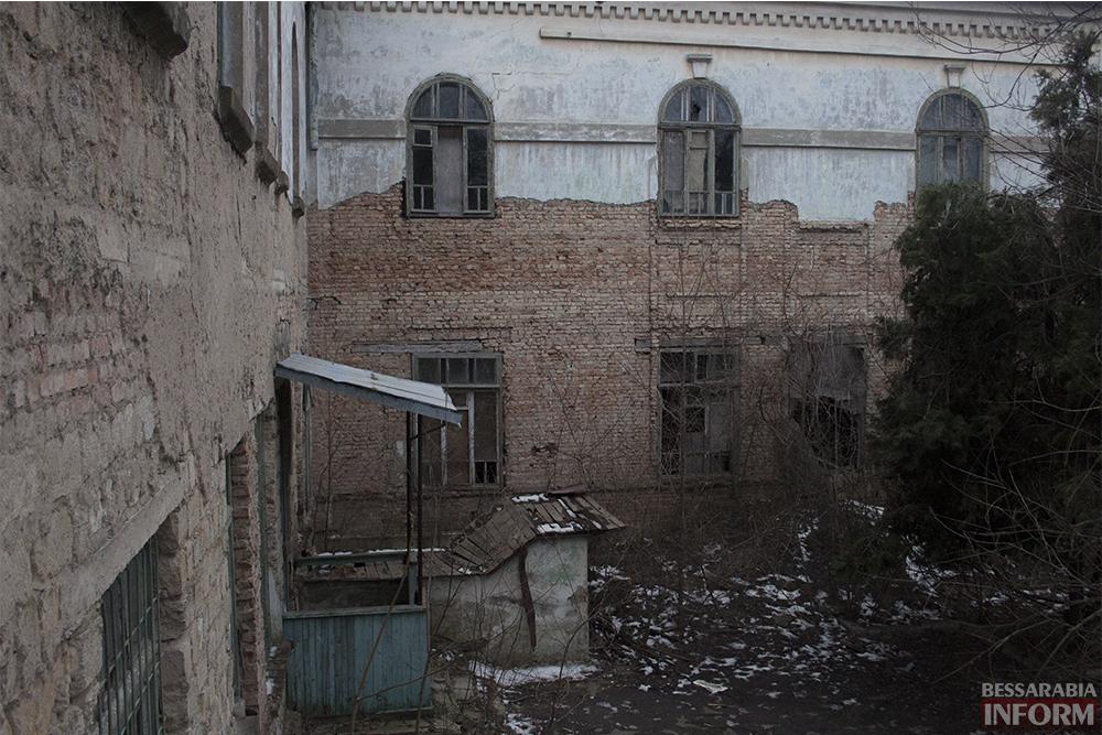 52 Экскурсия в прошлое - здание Укртелекома (фото)