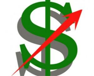 Доллар вырос почти на гривну