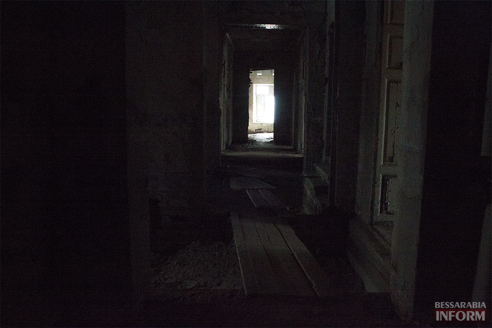 81 Экскурсия в прошлое - здание Укртелекома (фото)