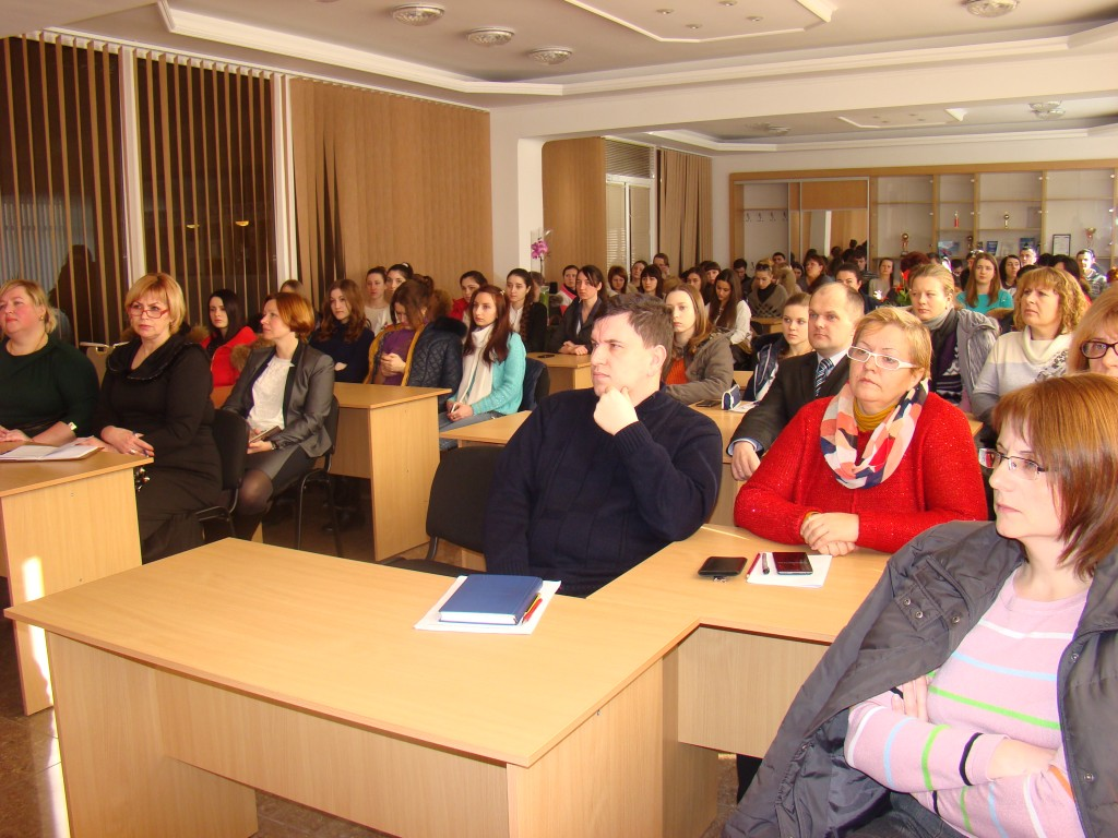 В ИГГУ прошел мастер-класс для студентов и преподавателей (фото)
