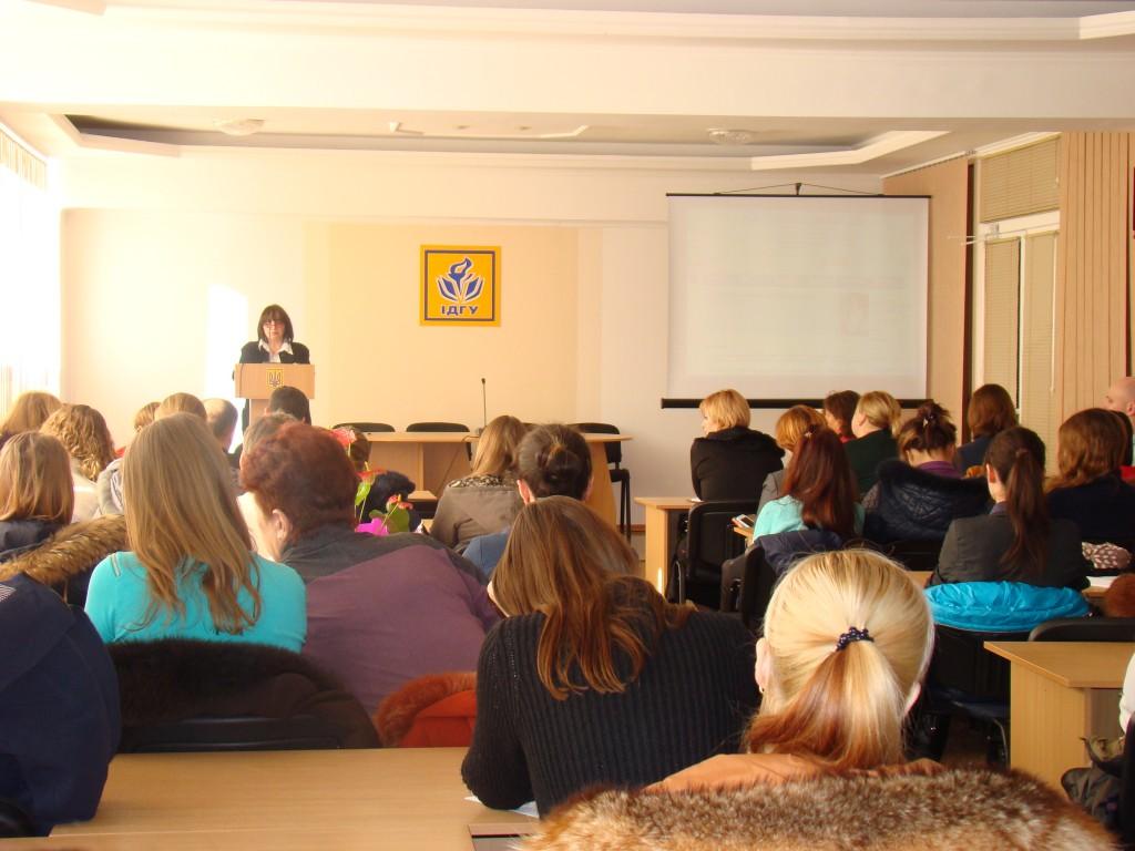 DSC04193-1024x768 В ИГГУ прошел мастер-класс для студентов и преподавателей (фото)