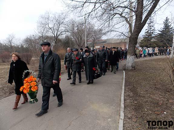В Болграде вспоминали афганскую войну (ФОТО)