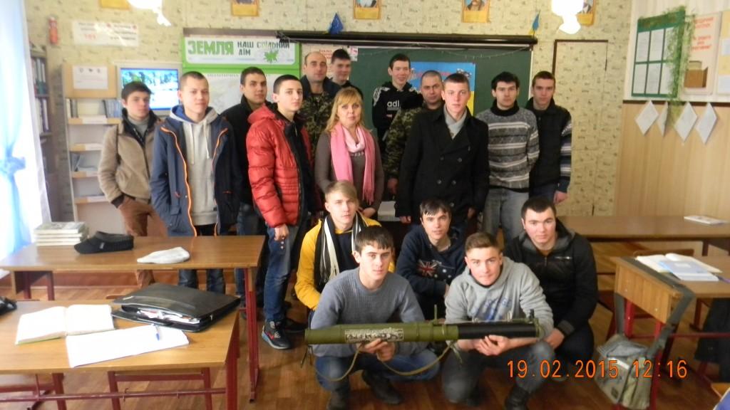 DSCN4992-1024x576 Измаильские пограничники пришли в гости к ученикам ПТУ №7 (фото)