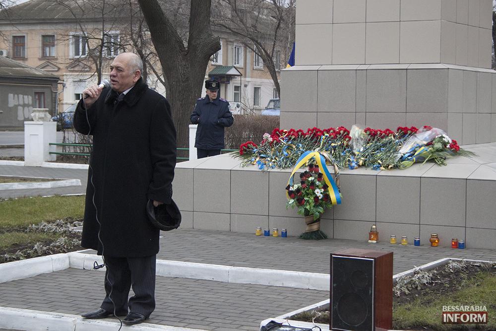 IMG_3723_-_kopia Измаил: митинг №2 в честь Героев Небесной сотни (фото)