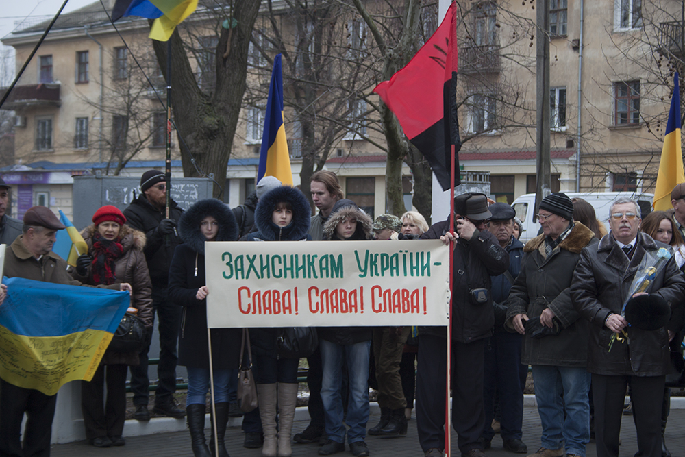 IMG_3761 Измаил: митинг №2 в честь Героев Небесной сотни (фото)