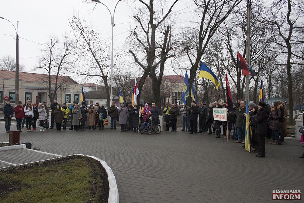 IMG_3784 Измаил: митинг №2 в честь Героев Небесной сотни (фото)