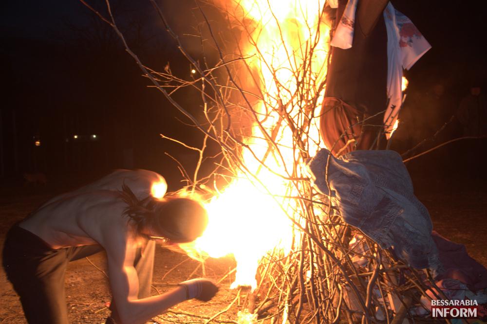 Как в Измаиле зиму провожали (фото)