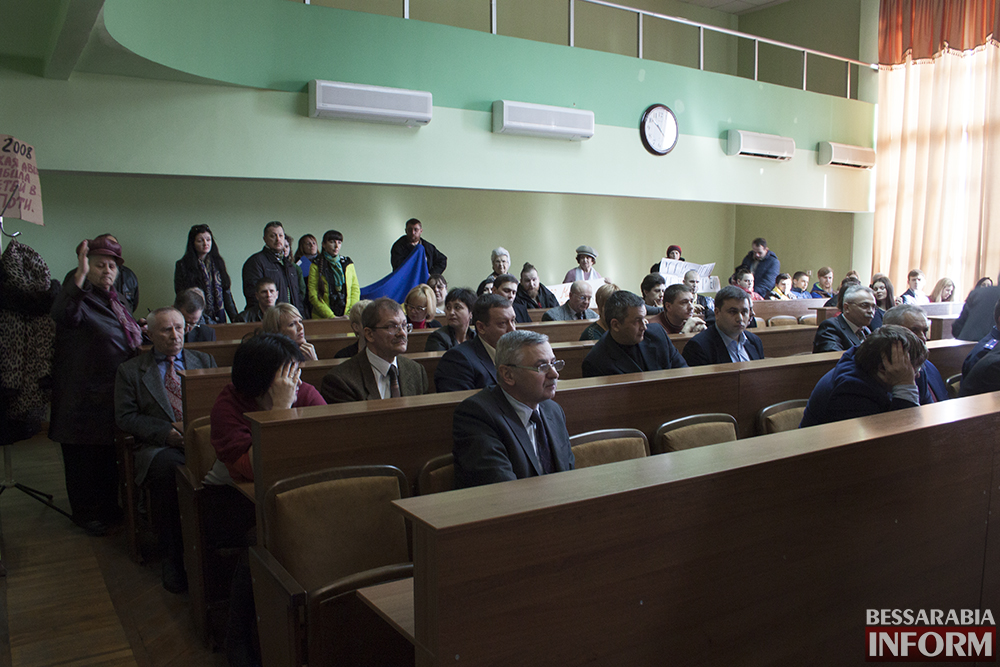 IMG_4262 Измаил митингует: горсовет не признал РФ агрессором