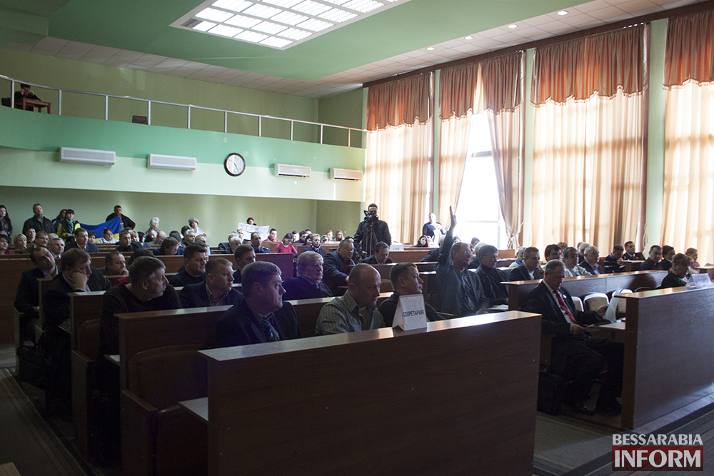 IMG_4266 Измаил митингует: горсовет не признал РФ агрессором