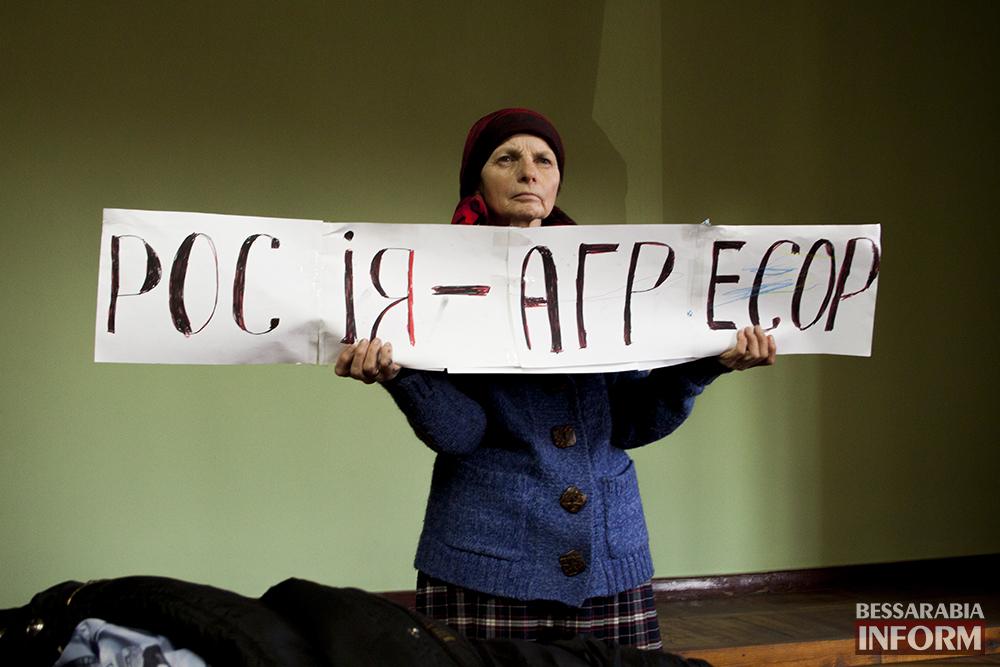 IMG_4347 Измаил митингует: горсовет не признал РФ агрессором