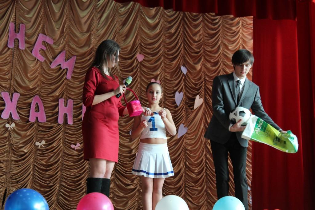 Романтическая неделя в ИГГУ (фото)