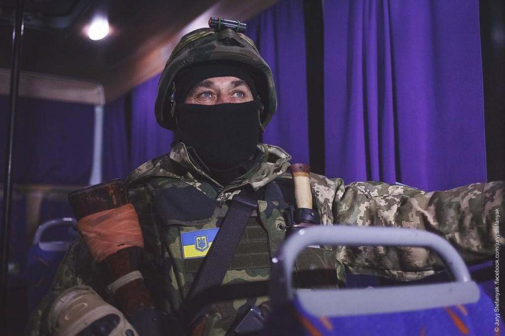 Письмо украинскому солдату из оккупированного Донбасса