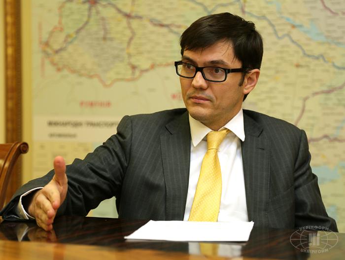 SERG0133_1 Министр инфраструктуры: Закончится проверка в УДП - будут итоги