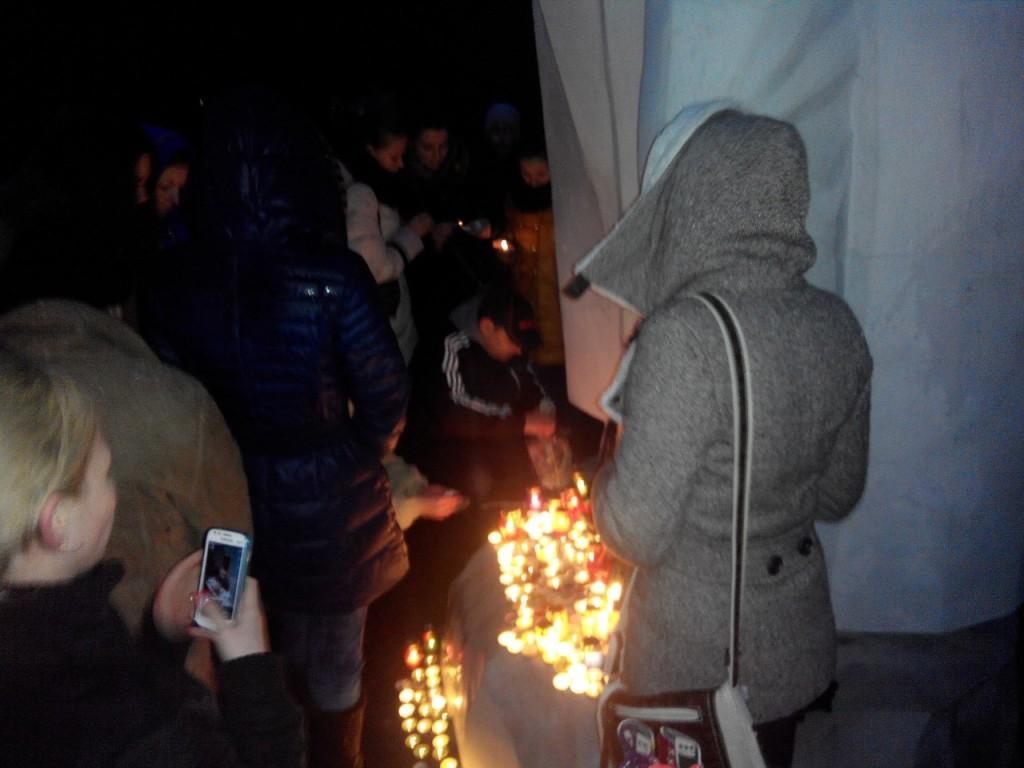 """Белгород-Днестровский попрощался с """"Кузьмой"""" Скрябиным (фото)"""