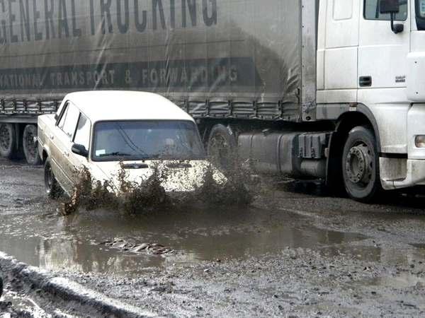 Будущее украинских дорог: бетон вместо асфальта