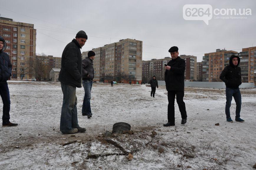 """Российские террористы из """"Торнадо"""" обстреляли Краматорск (фото,видео)"""