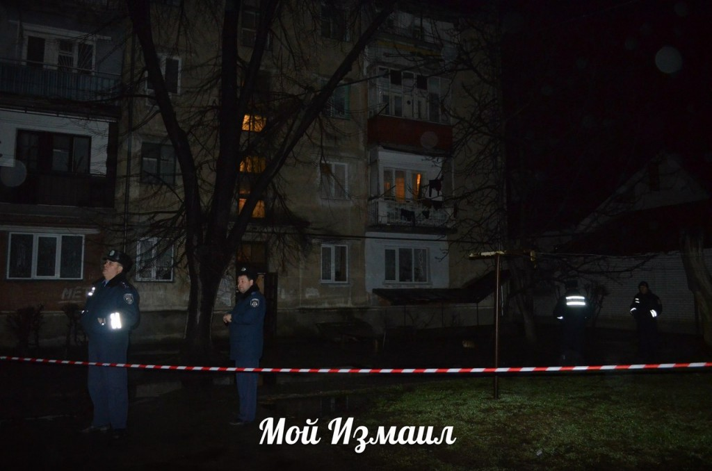 """Измаил: """"заминировал"""" многоэтажку и покончил с собой"""