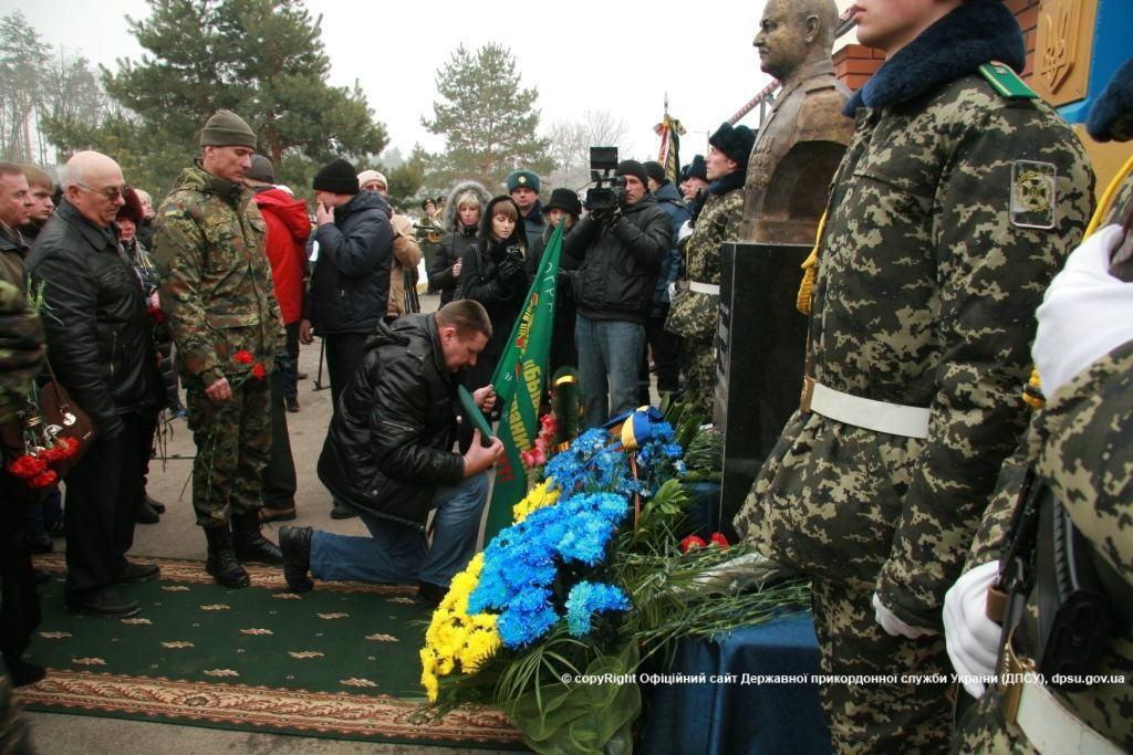 momot-ukraine-izmail-2-1024x683 В память о командире Измаильского погранотряда Игоре Момоте (фото)