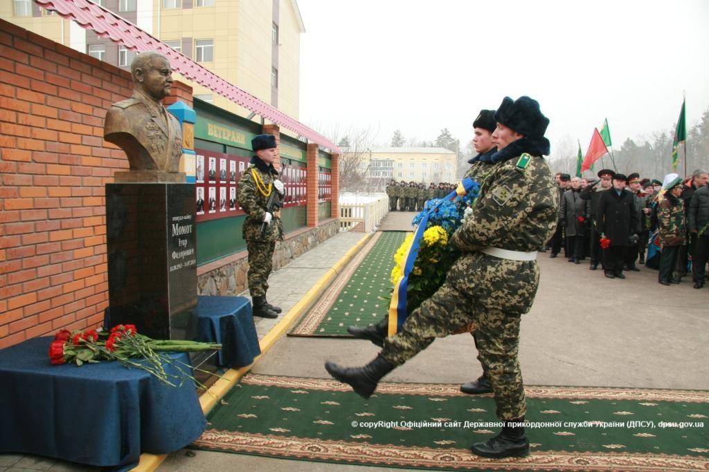 momot-ukraine-izmail-5-1024x683 В память о командире Измаильского погранотряда Игоре Момоте (фото)