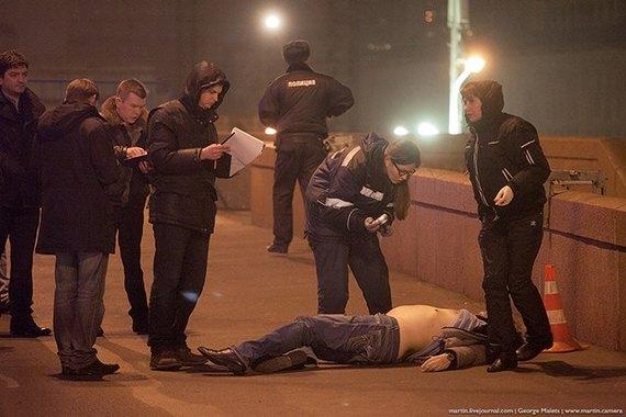 В Москве застрелен политик Борис Немцов
