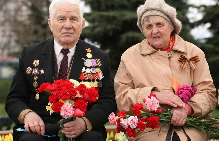 Ветераны-ВОВ Одесский облсовет: ветераны ко Дню победы получат помощь