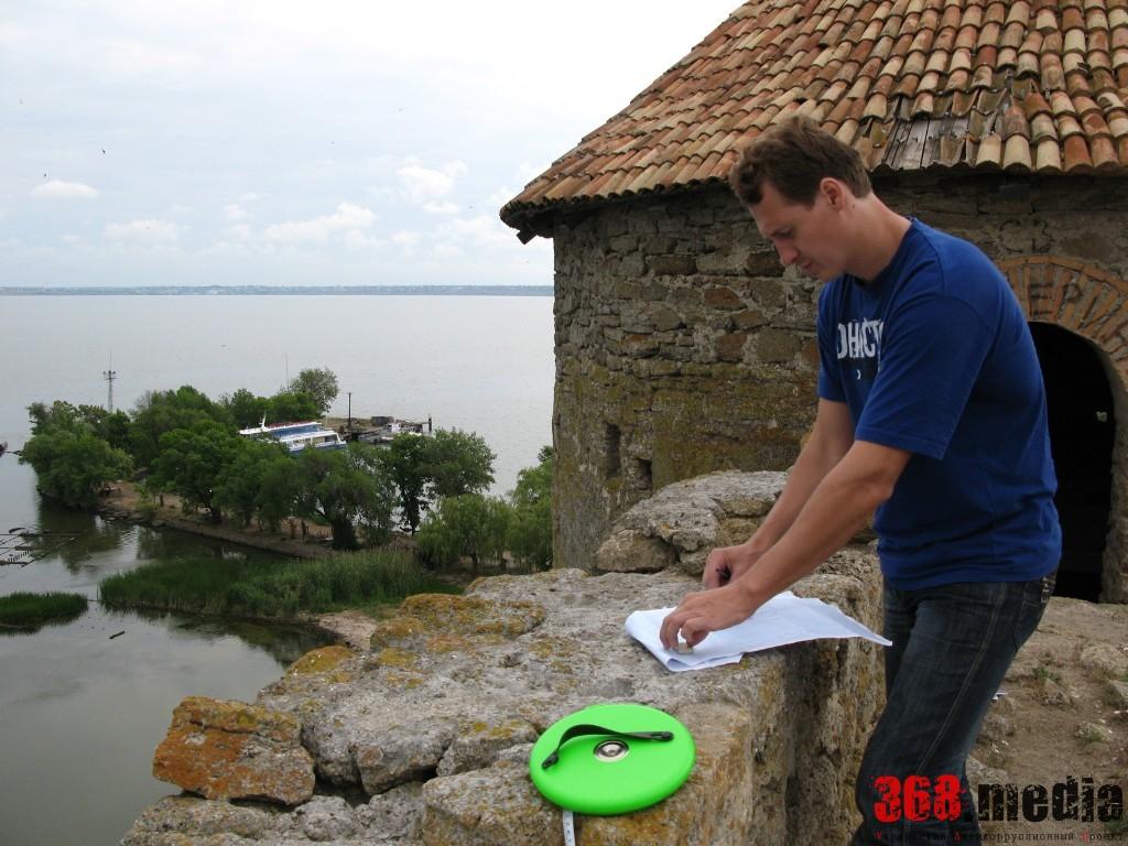 Красножон-крепость Аккерман: все проблемы крепости  — от безграмотного руководства