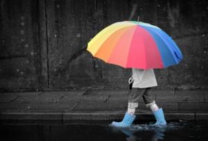 дождь-300x203 Погода на сегодня: мелкий дождь на протяжении всего дня