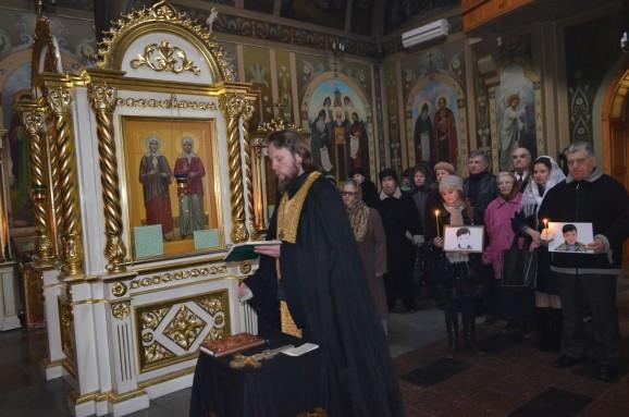 савченко2-e1425333798825 Молитва за жизнь и здоровье Надежды Савченко в Измаиле