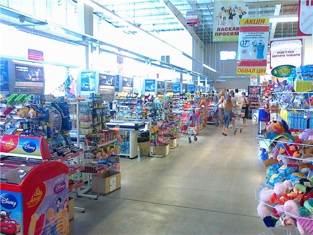таврия-В Измаильчане отдают предпочтение крупным торговым сетям(опрос)