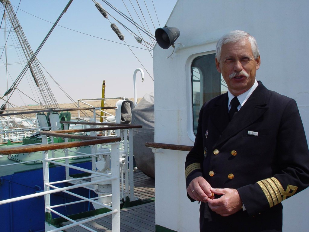 Измаильские моряки жалуются на коррупцию