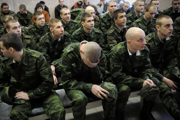 Более 21 тыс. украинцев станут призывниками в апреле-мае