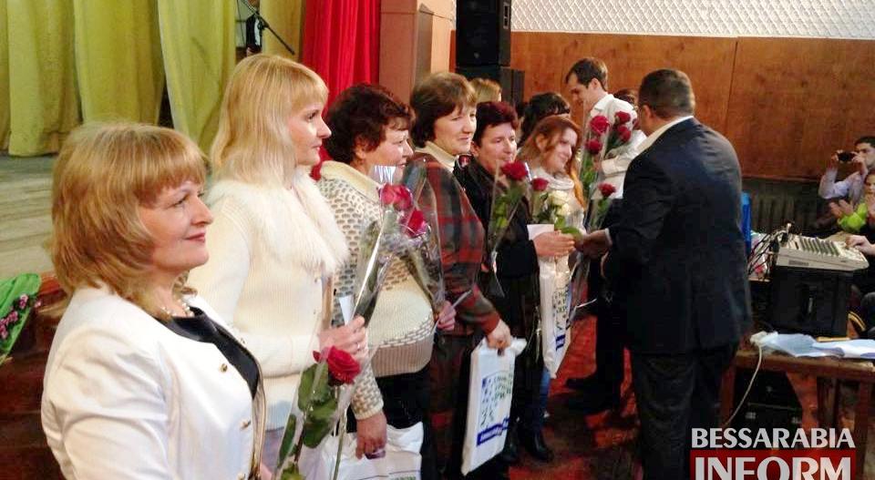 """К 8 марта Килийщина наградила победительниц конкурса """"Женщина года"""""""