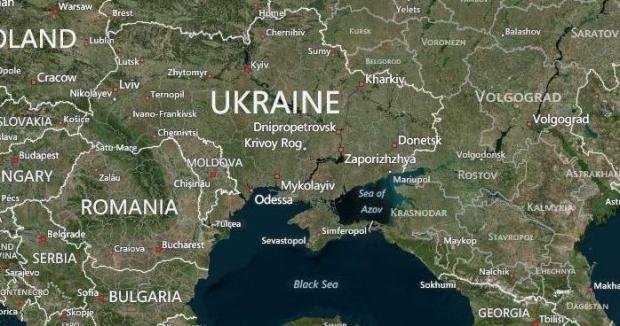 В Одесской области продолжается работа по демаркации границы
