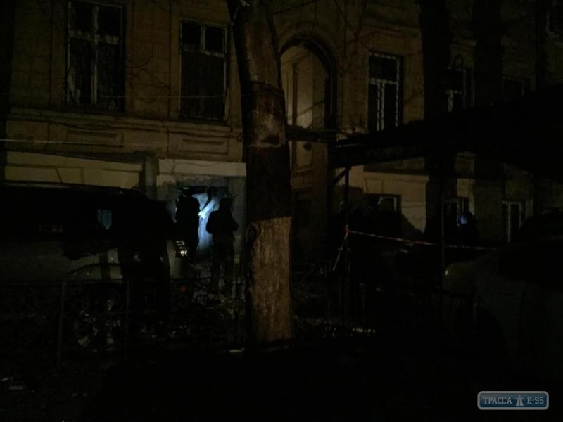 21 Ночной теракт в Одессе (фото,видео)