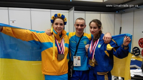 2503152 Измаильская спортсменка стала чемпионкой Европы по пауэрлифтингу