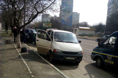 В Ильичевске задержали подозреваемых в ночном терракте