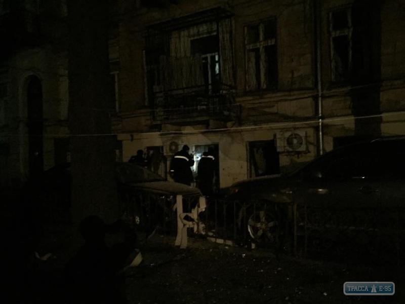 3 Ночной теракт в Одессе (фото,видео)