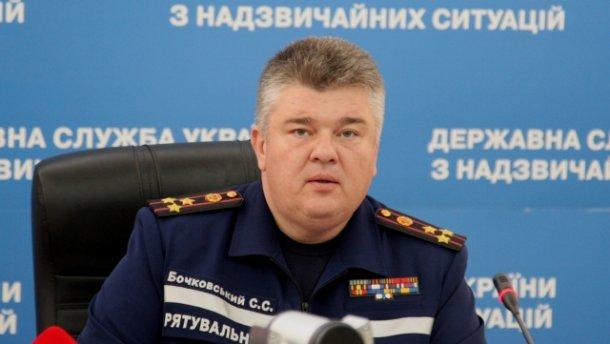 485297 Во время заседания Кабмина задержали главу ГСЧС (фото, видео)