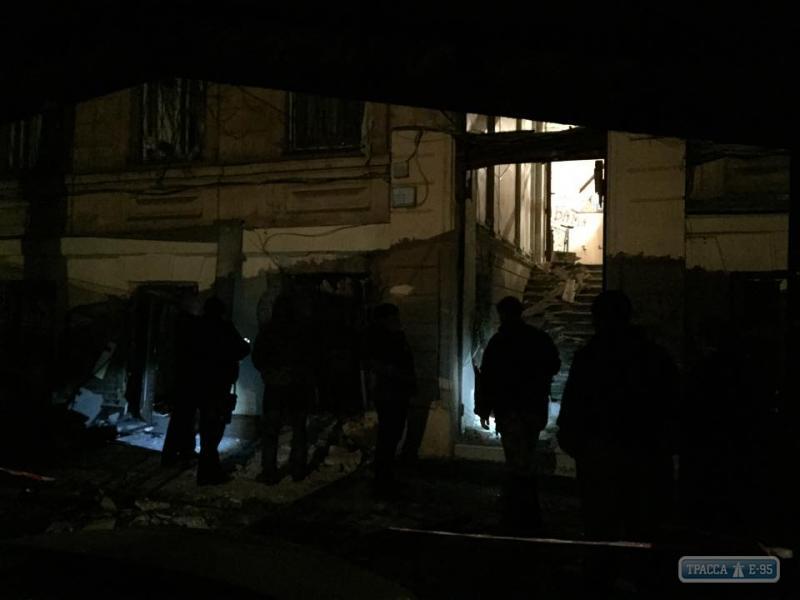 52 Ночной теракт в Одессе (фото,видео)