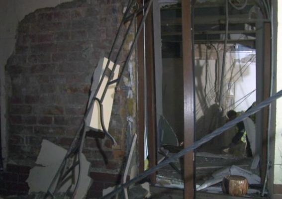 Ночной теракт в Одессе (фото,видео)