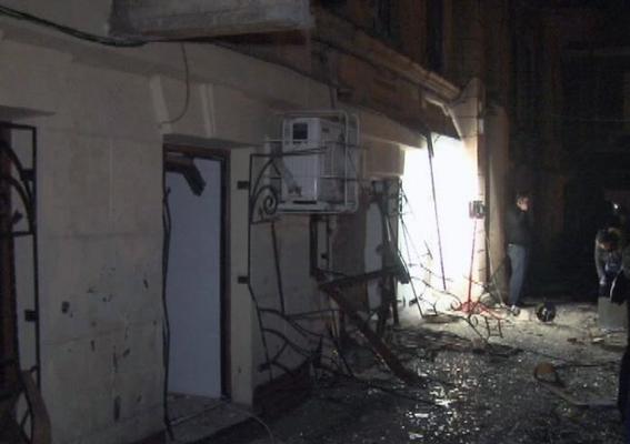 567x400 Ночной теракт в Одессе (фото,видео)
