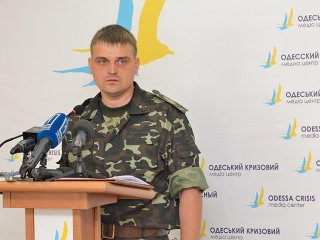 В Болград наведался заместитель военного комиссара области
