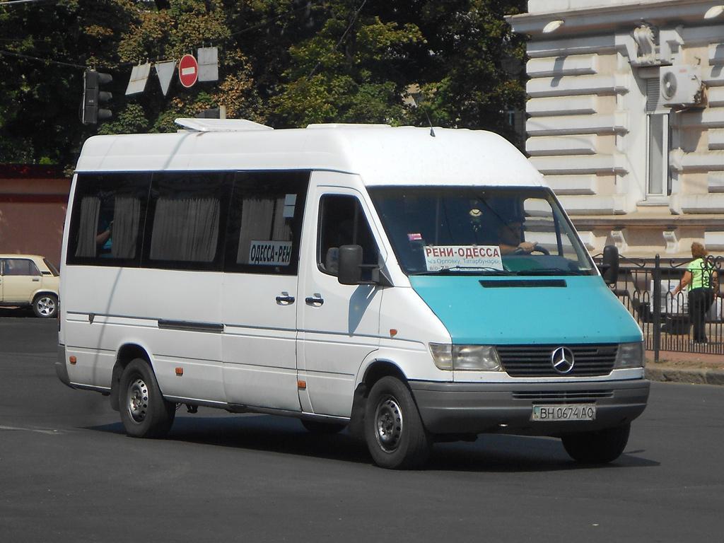 Стоимость проезд Одесса-Рени может подорожать до 200 гривен
