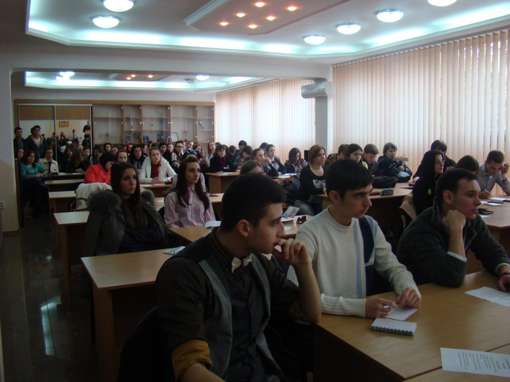 В Измаиле прошел региональный студенческий форум