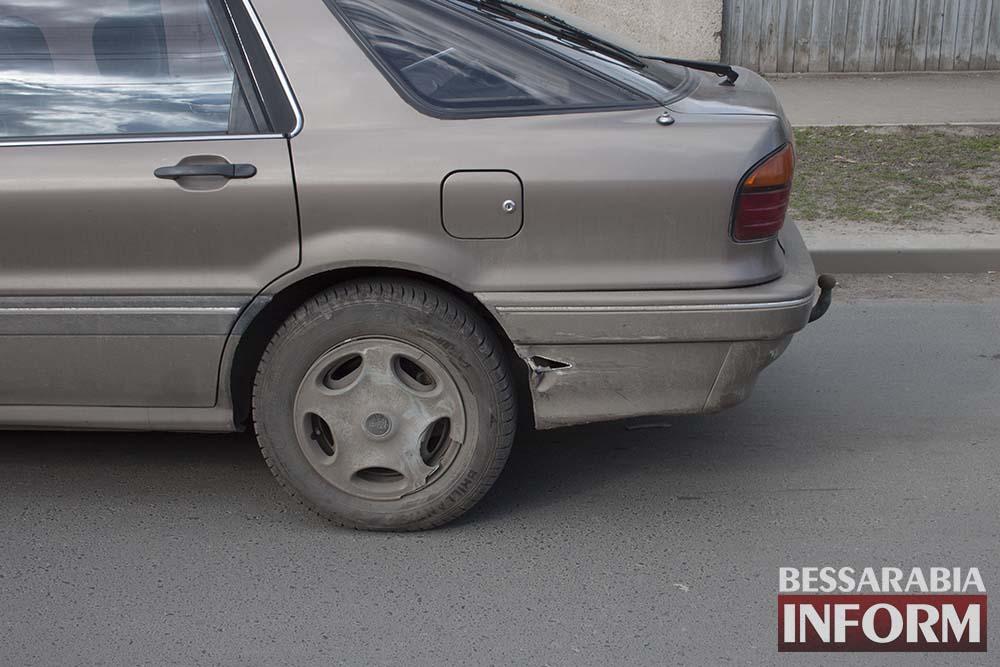 IMG_0988 В Измаиле на Ватутина очередное ДТП (фото)